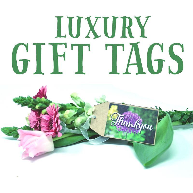 Order Luxury Gift Tags
