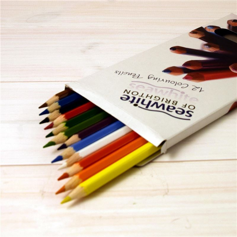 Order 12 Coloured Pencils