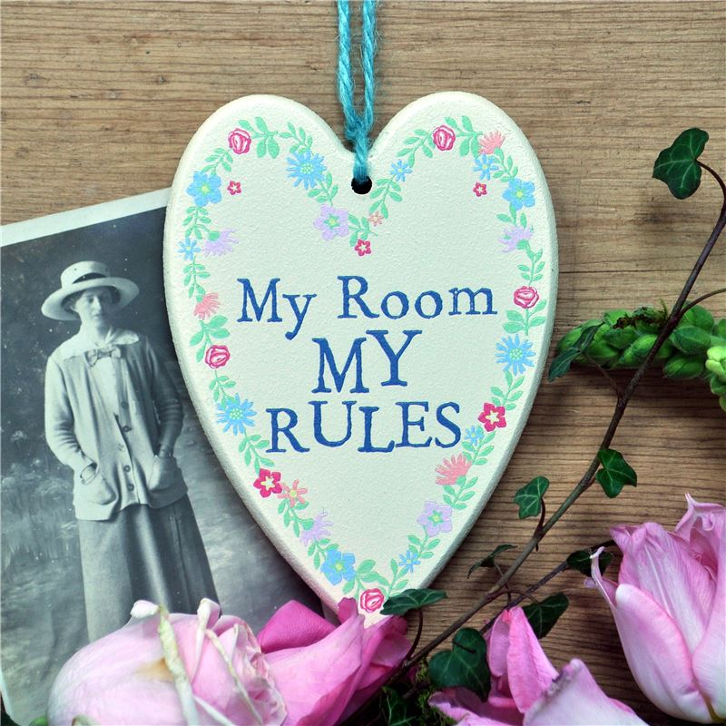 Order My Room My Rules