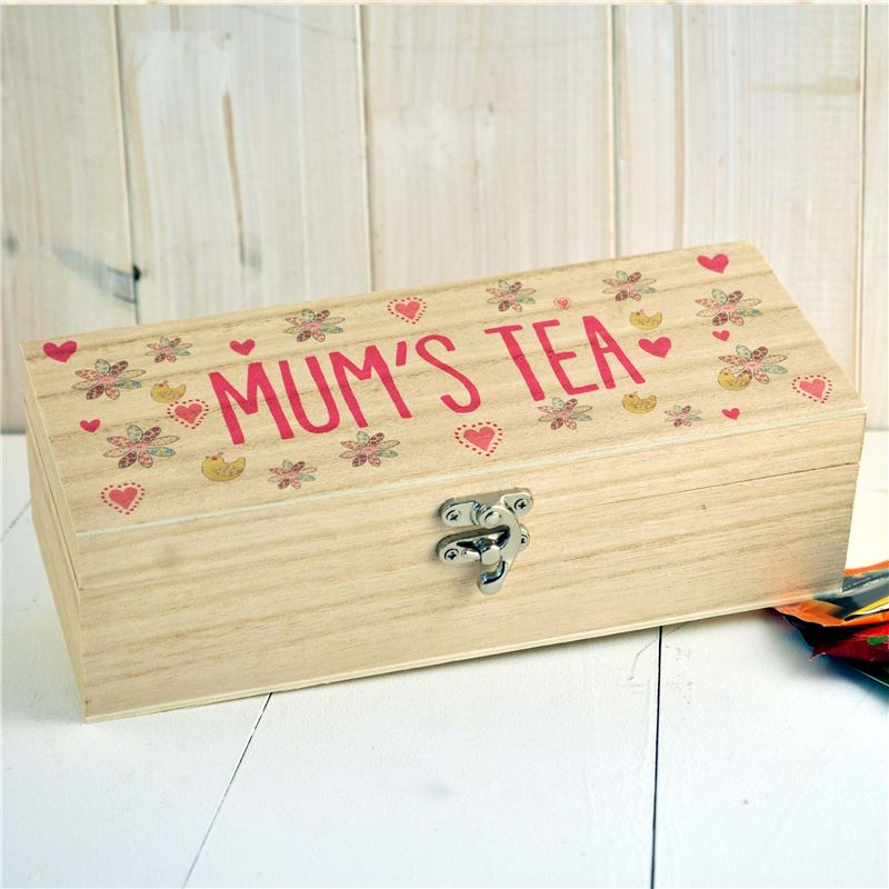 Order Mum's Tea Box