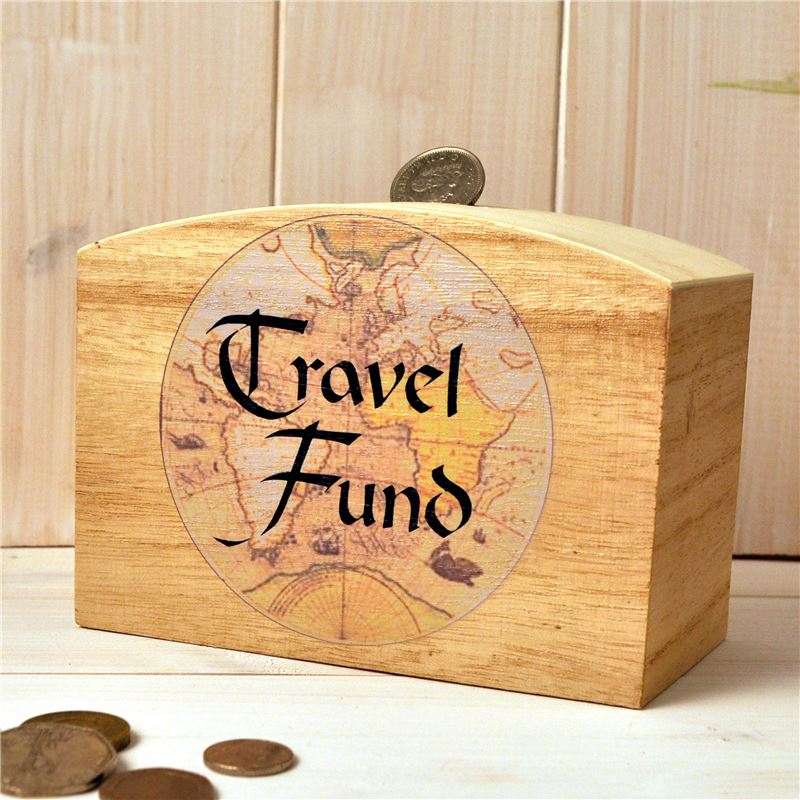 Order Travel Fund Money Box