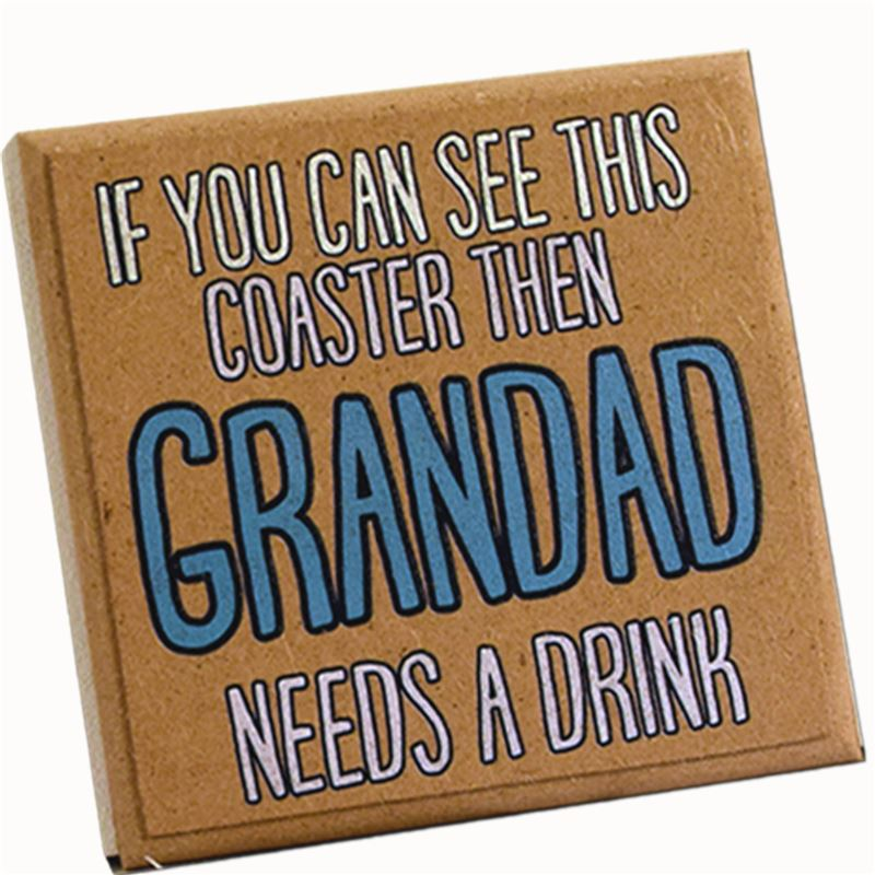 Order Grandad needs a drink