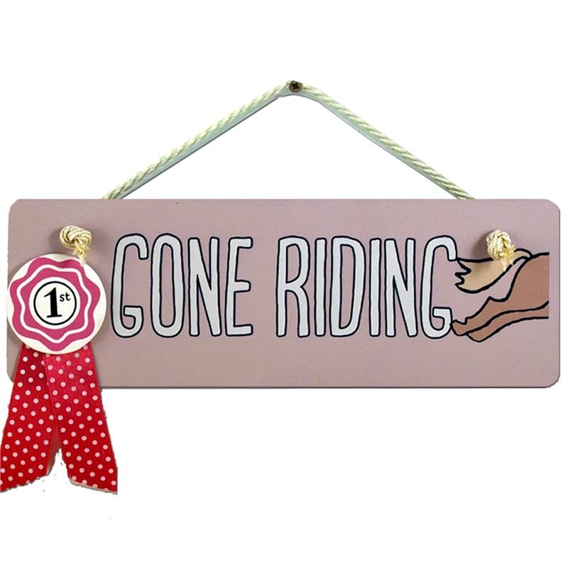 Order Gone Riding (pink)