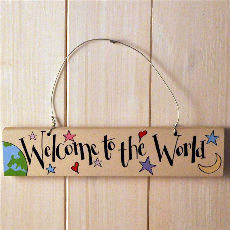 Order Welcome to the world