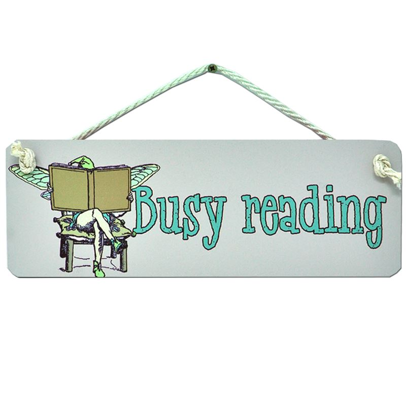Order Busy Reading