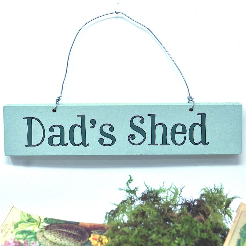 Order Dad's Shed