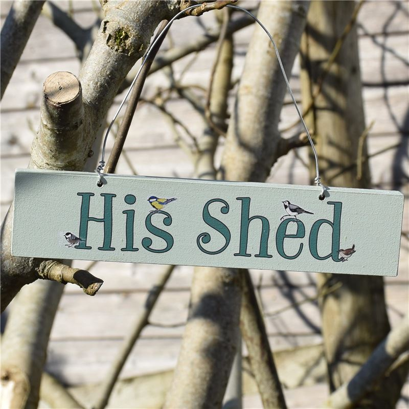 Order His Shed