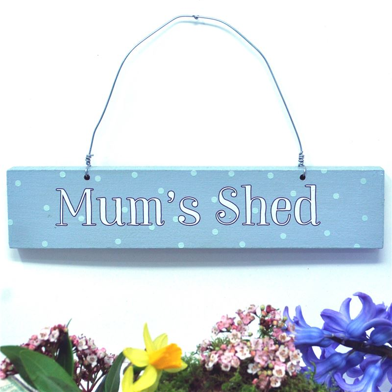 Order Mum's Shed