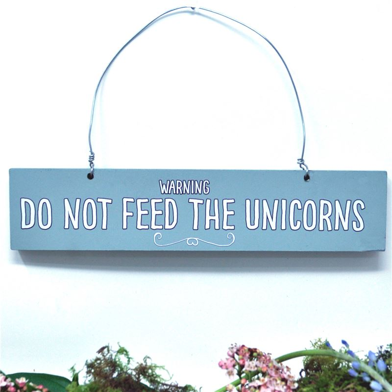 Order DO NOT FEED THE UNICORNS