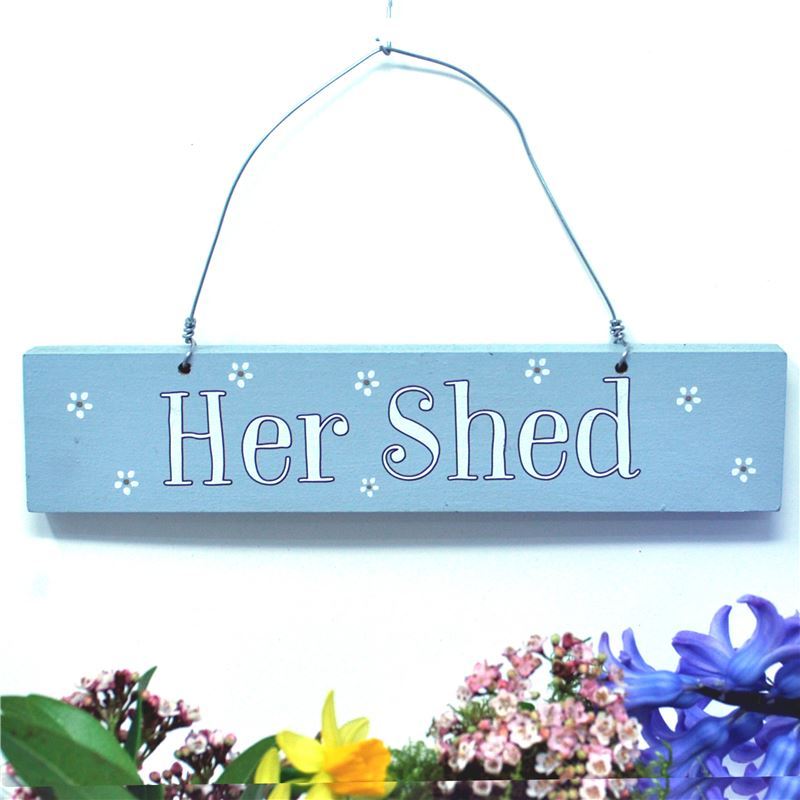 Order Her Shed