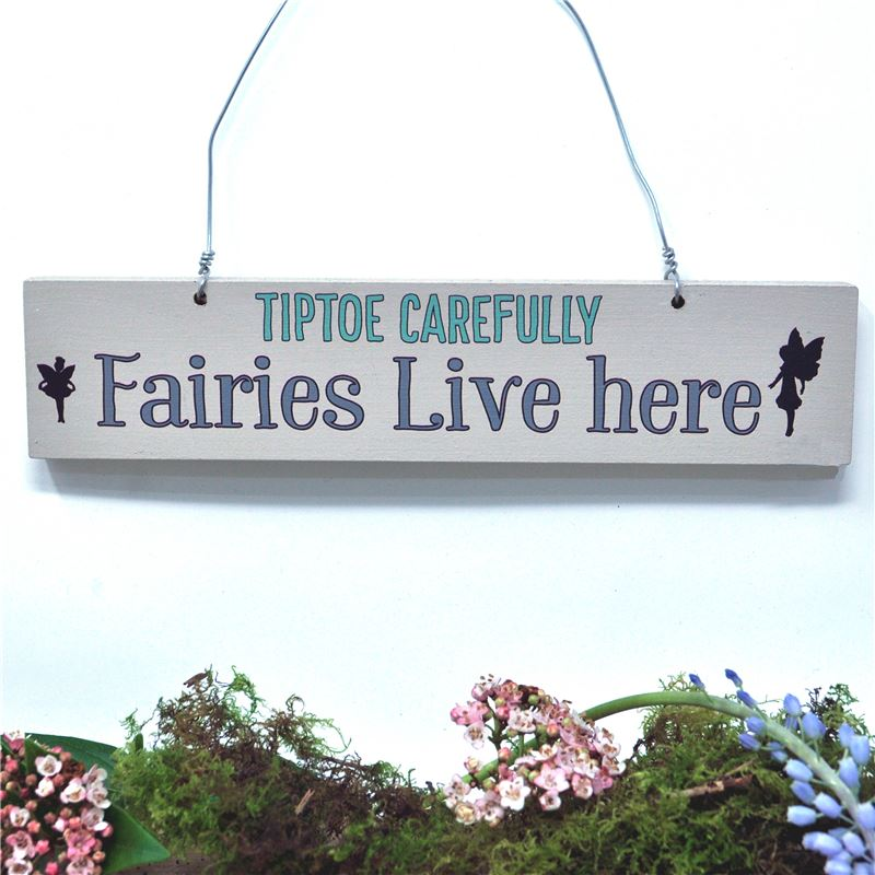 Order Fairies Live Here