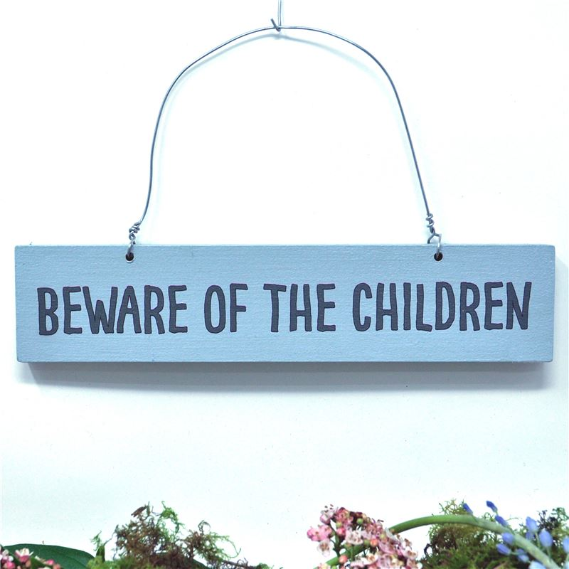 Order Beware of the Children