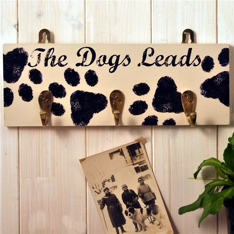 Order The Dog's leads hook
