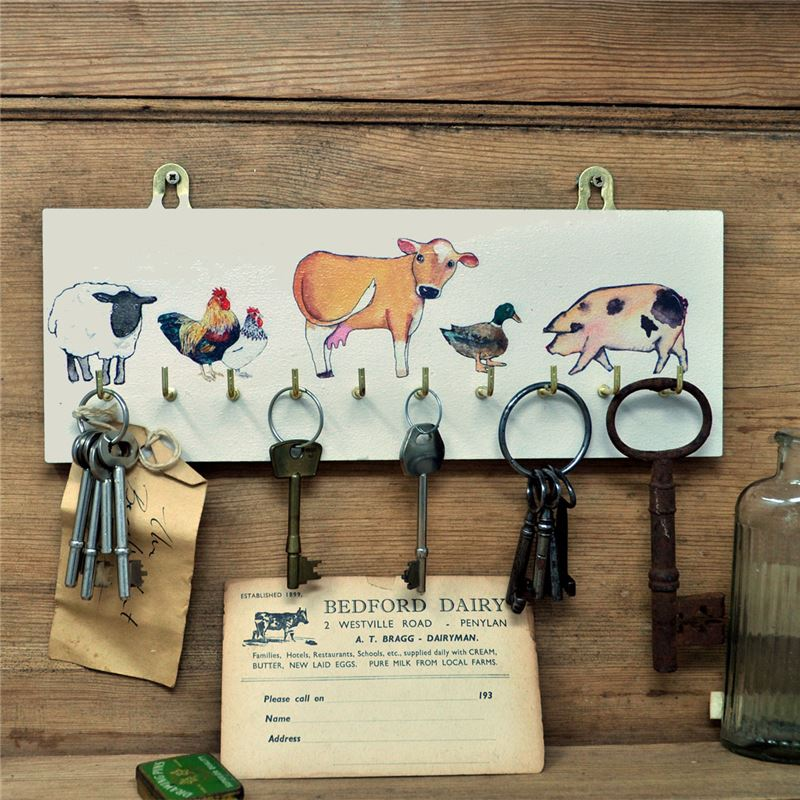 Order Animal Key Rack