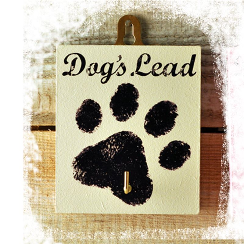 Order The Dog's Lead Cream Paw Print