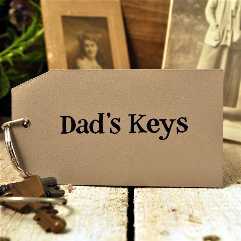 Order Copy of Birch Key Ring: His Lordship's Keys