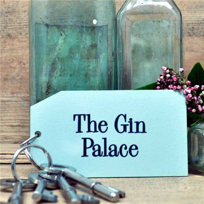 Order The Gin Palace
