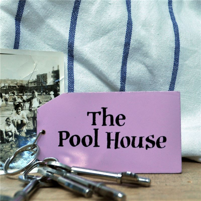 Order The Pool House