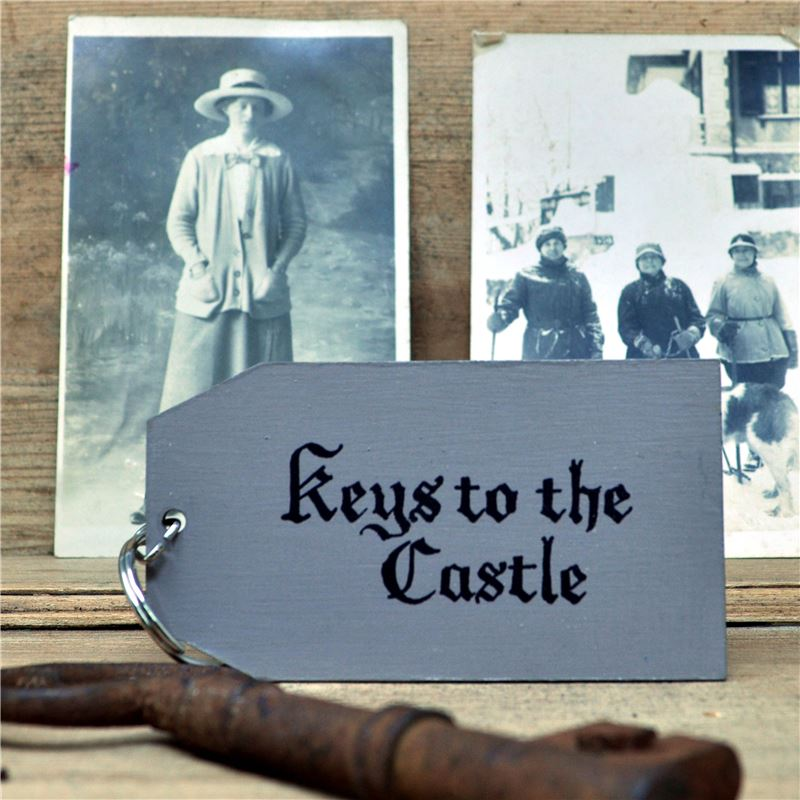 Order Keys to the Castle