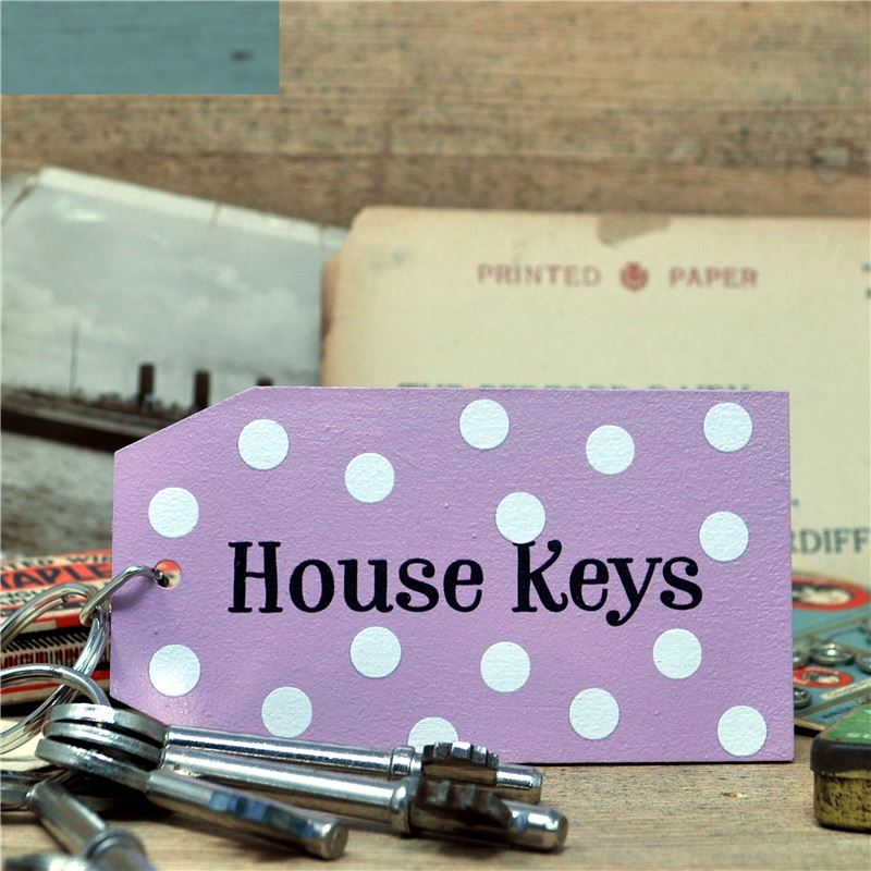 Order Spotty House Keys