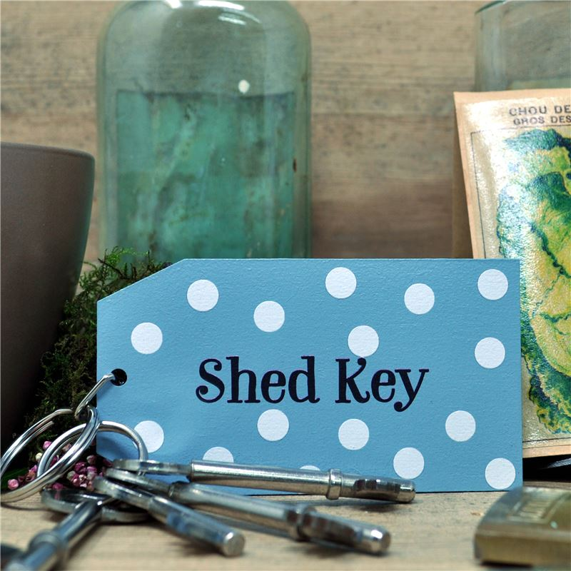 Order Spotty Shed Key