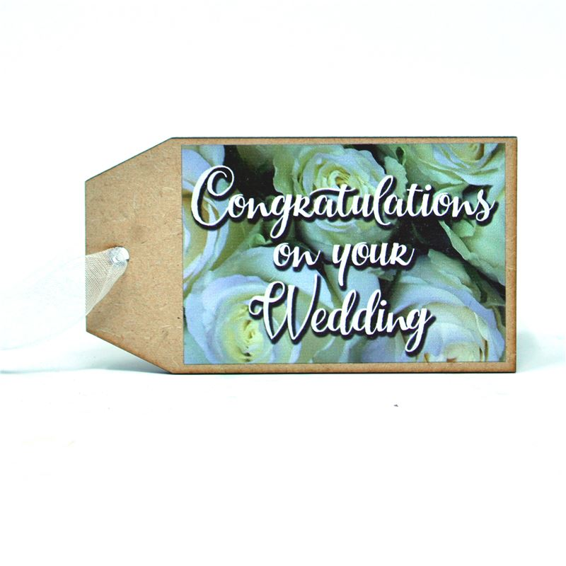 Order Congratulations on your Wedding