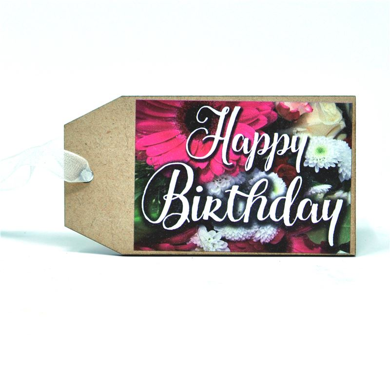 Order Floral Happy Birthday