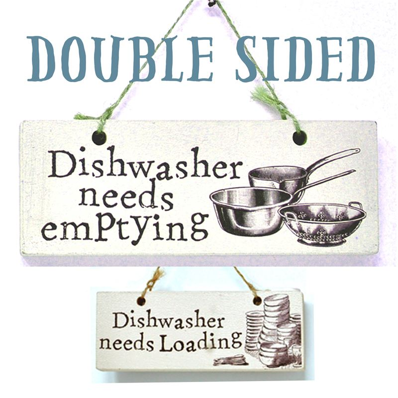 Order Dishwasher