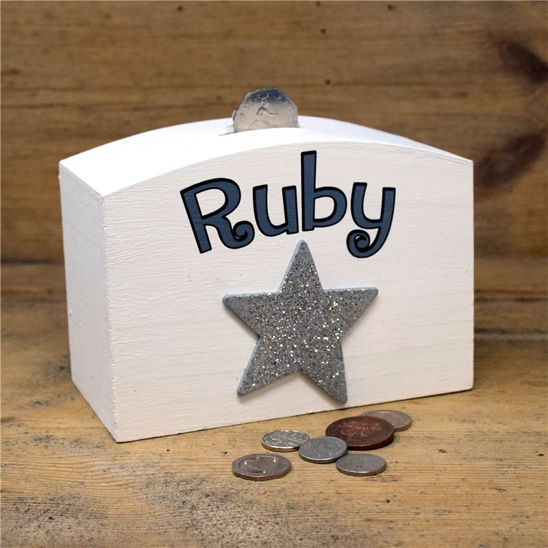 Order Silver star money box