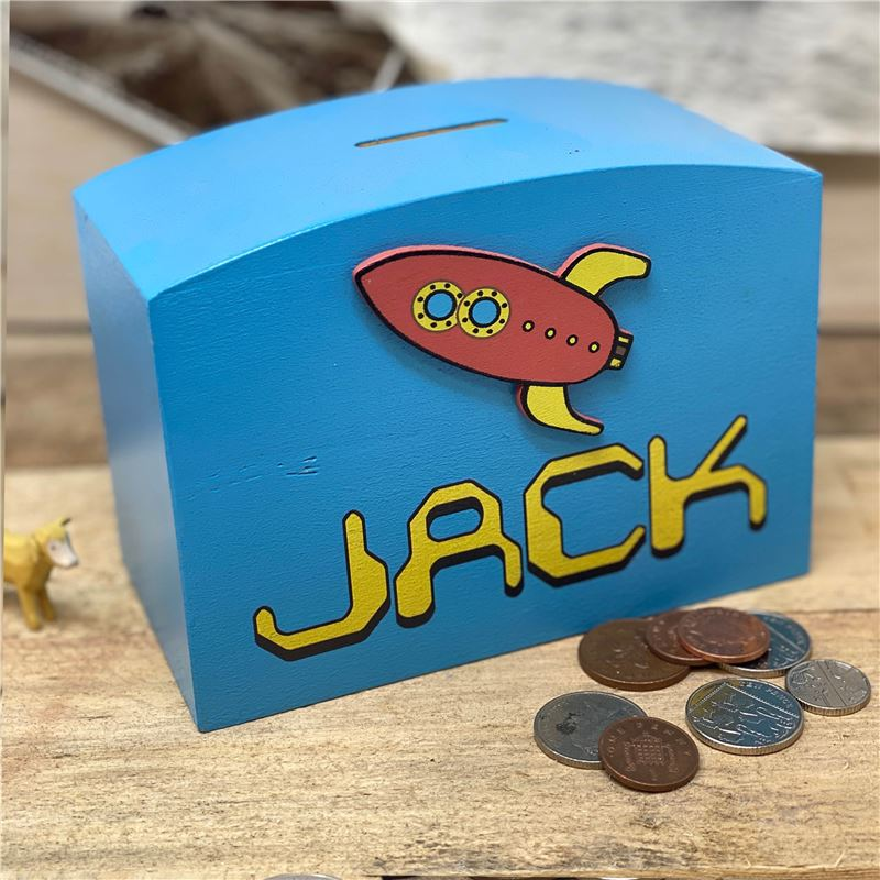 Order Rocket Money box