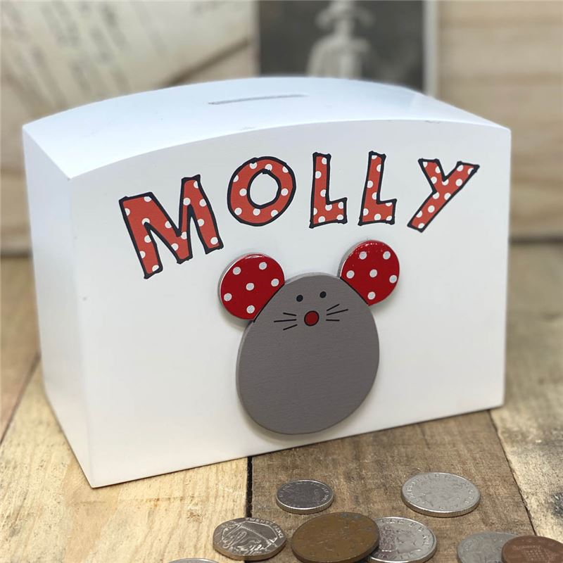 Order Mouse Money Box