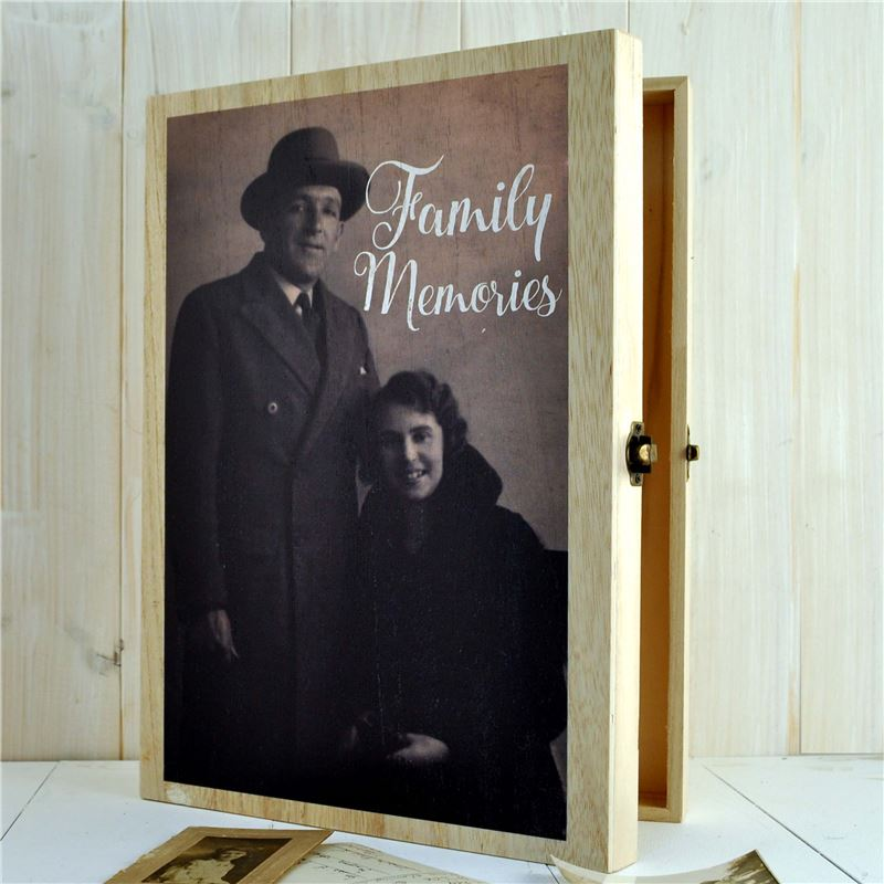 Order Family memories box