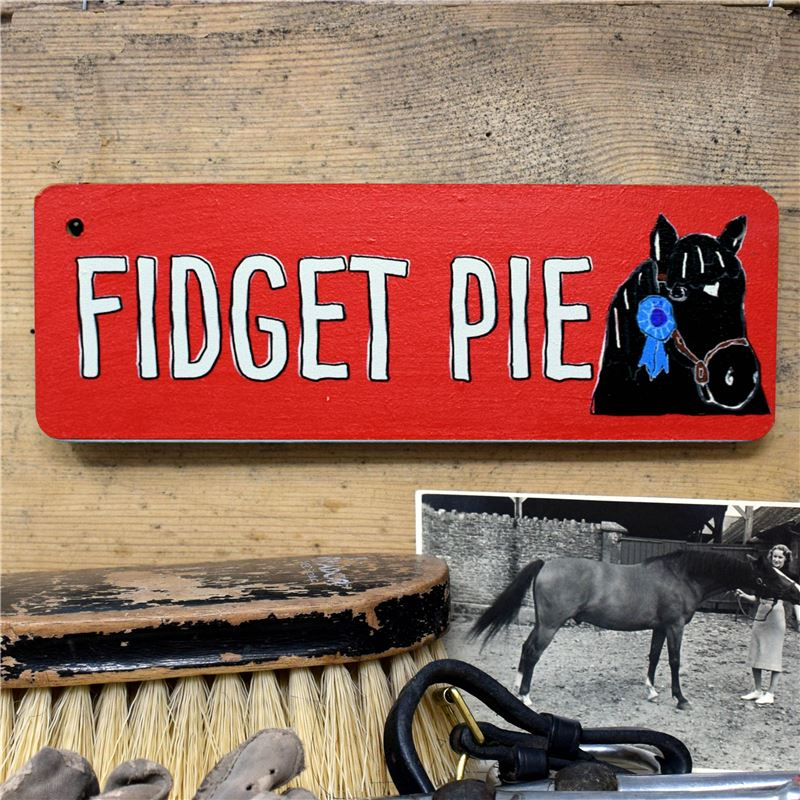 Personalised Stable Sign