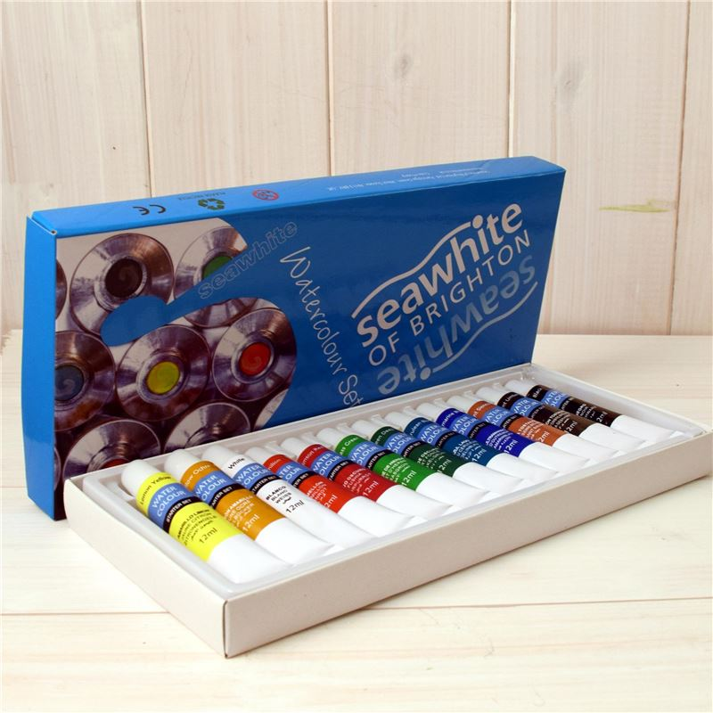 Order 12 Tubes of Watercolour Paint