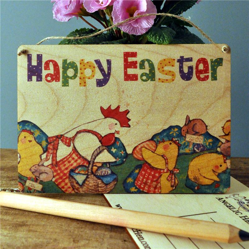 Sign Posts - Happy Easter