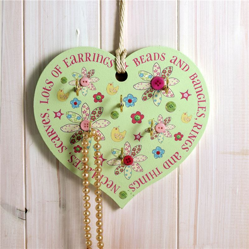 Order Jewellery heart BIB/12