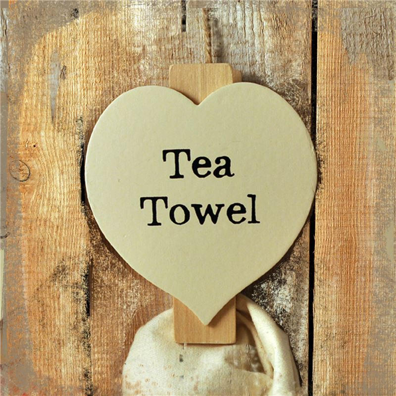 Big Peg:  Tea Towel