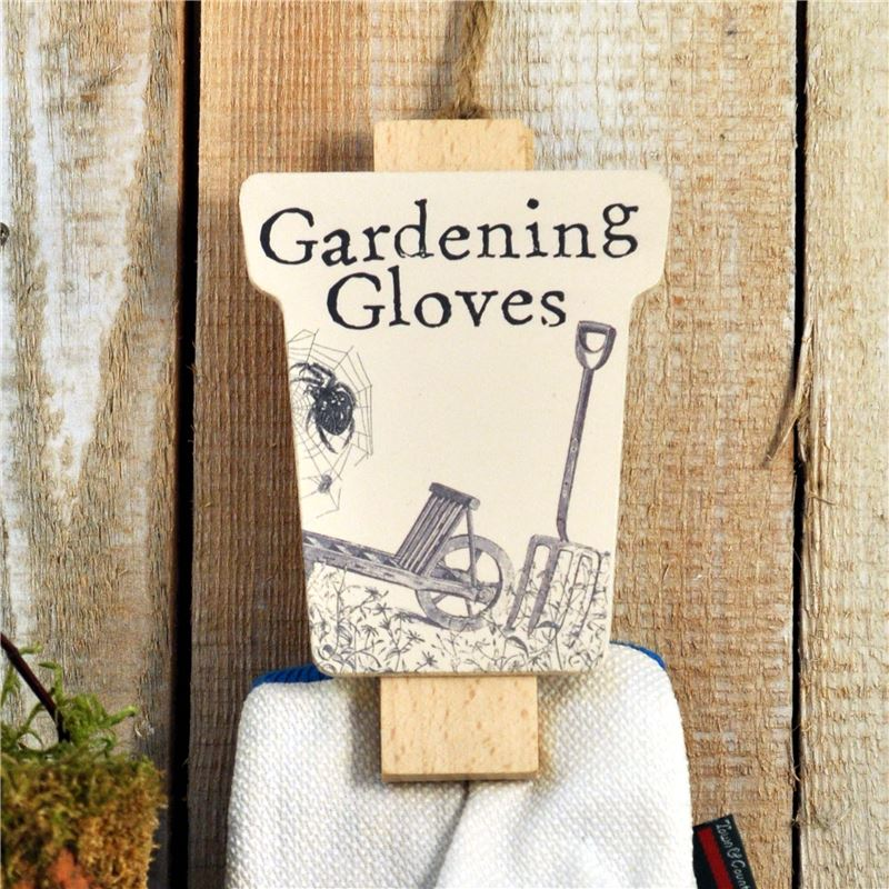 Big Peg:  Gardening Gloves
