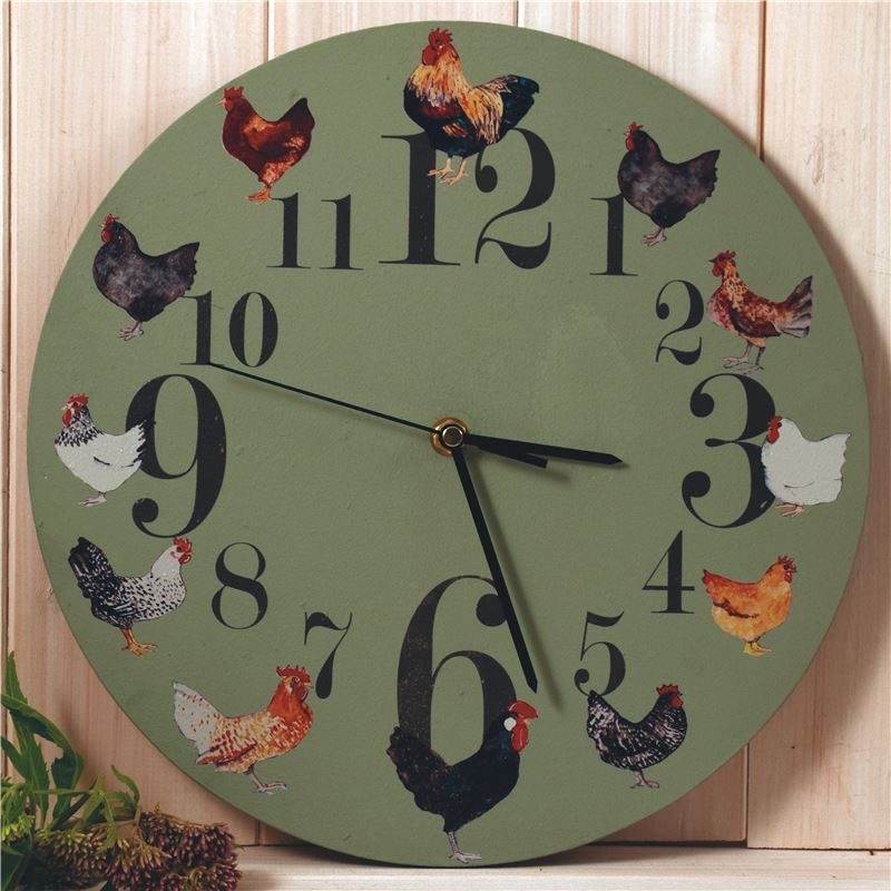 Order Chicken Clock