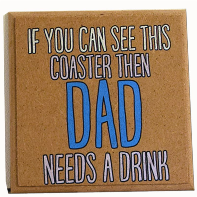 Order Dad needs a drink