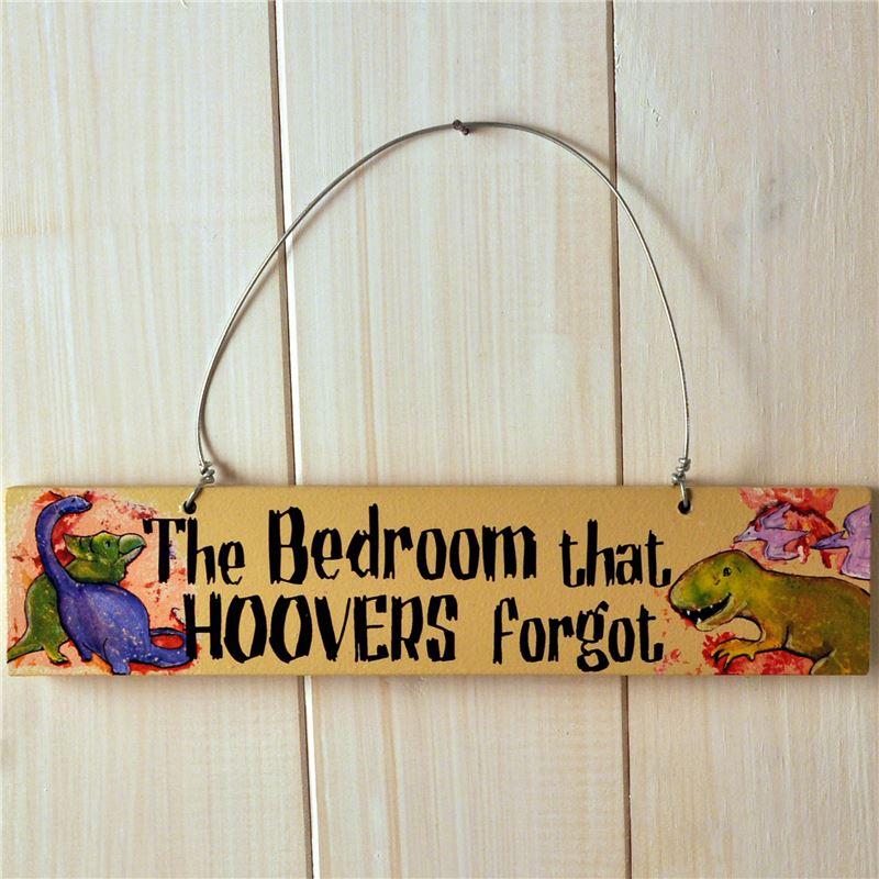 Wooden Door Sign: Each