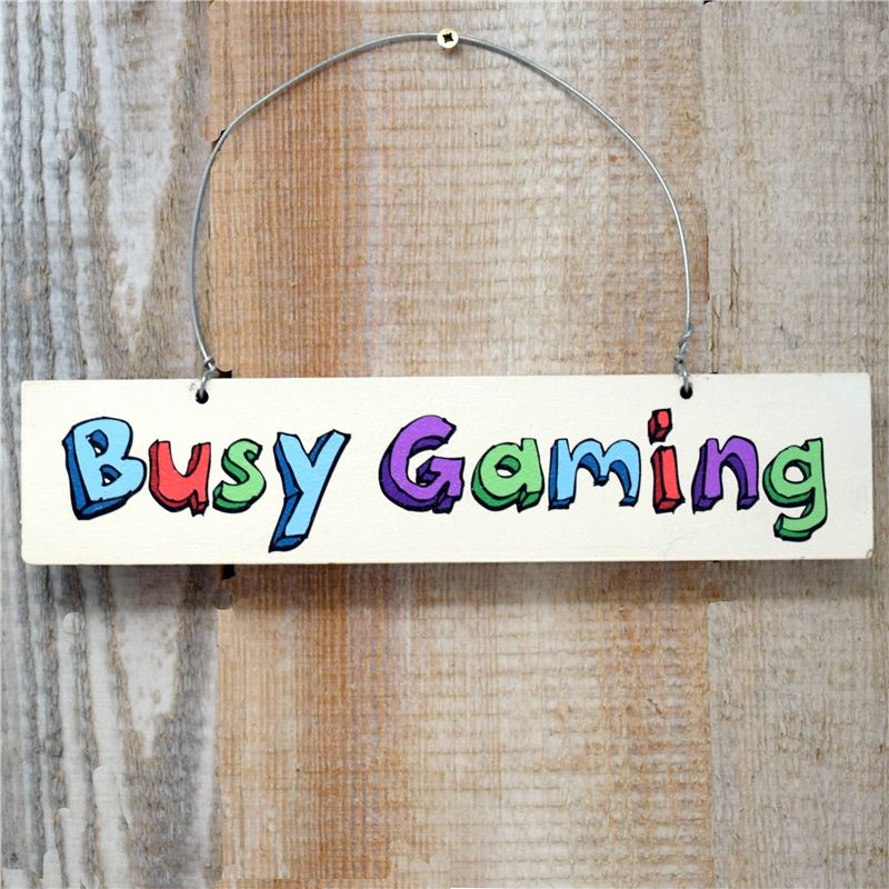 Colorful Busy Gaming