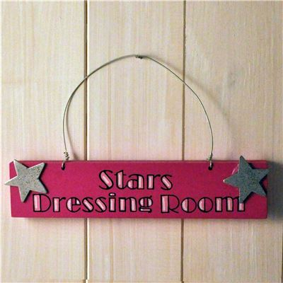 Star's Dressing Room (purple)