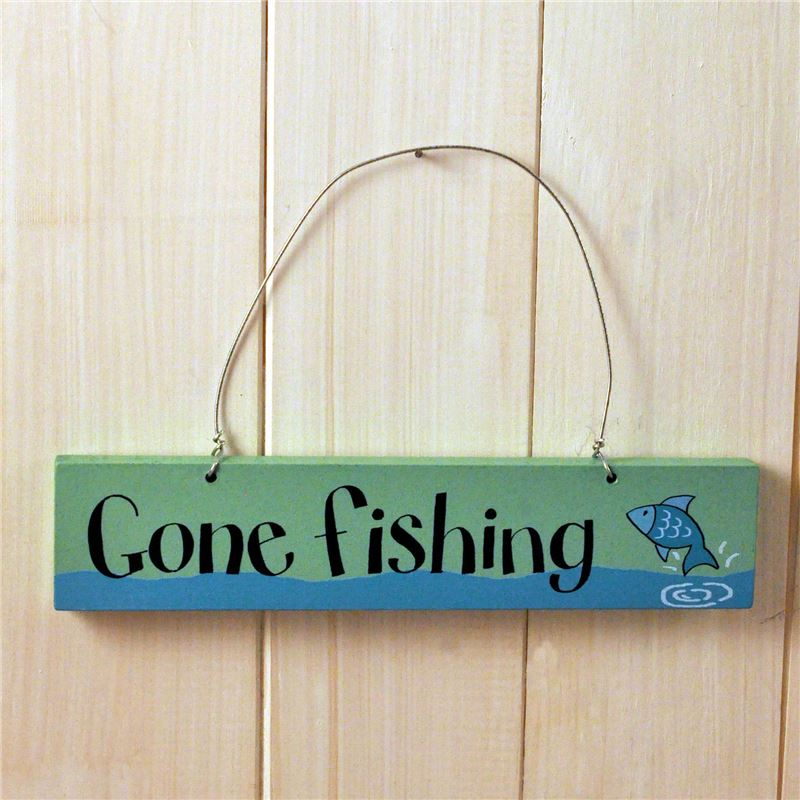 Order Gone Fishing