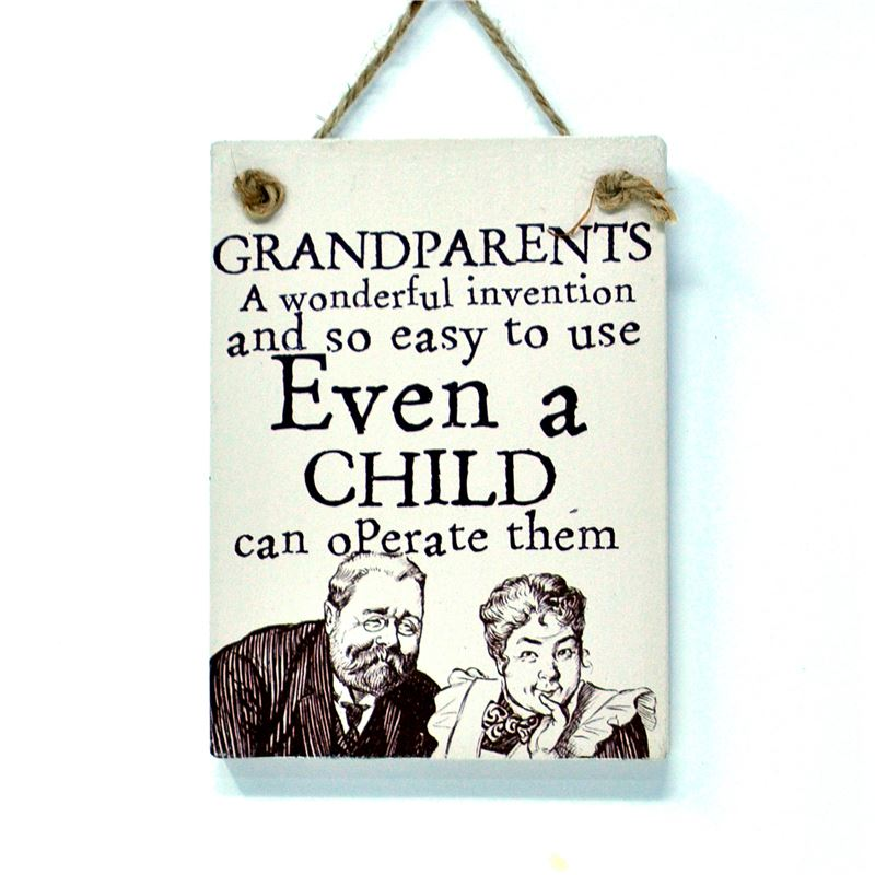 grandparents- a wonderful invention