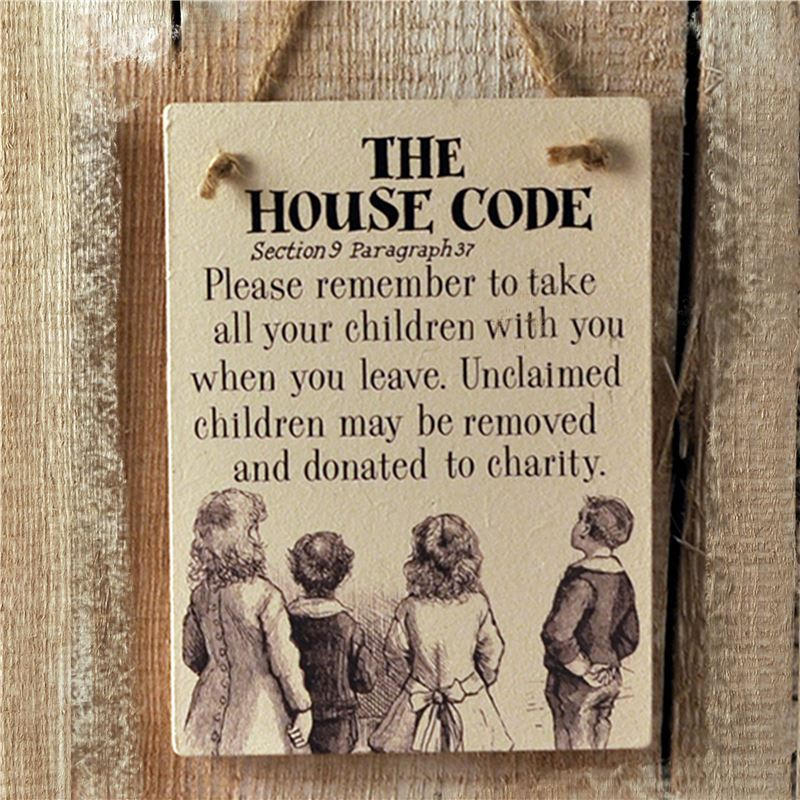 Order The House Code - Unclaimed Childern (Etch)