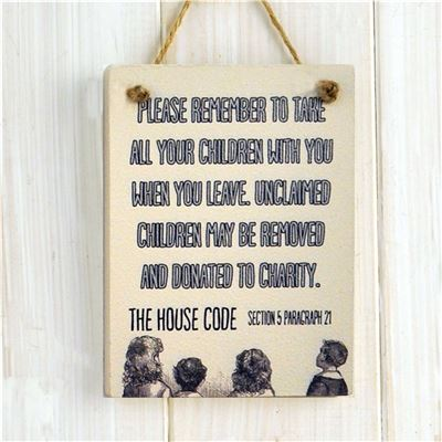 The House Code - Unclaimed Childern (Etch)