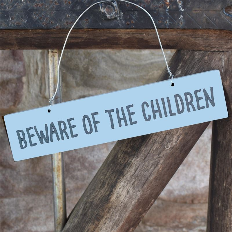 Beware of the Children