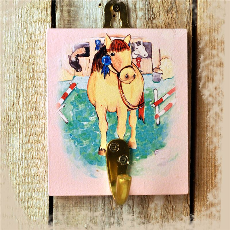 Order Trot On - Coat Hook