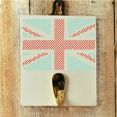 Hook - Union Jack Design